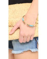 House of Harlow 1960 - Blue Age Of Antiquity Bracelet - Lyst