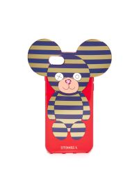 Iphoria | Red Teddy Stripes Iphone 7 Case | Lyst