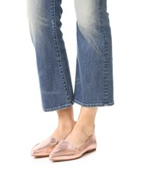 Jeffrey Campbell - Pink Vionnet Loafers - Lyst
