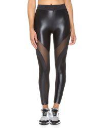 Koral Activewear | Black Frame Leggings | Lyst