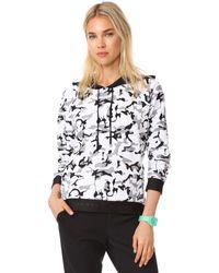 Koral Activewear - Black Undisclosed Conceal Hoodie - Lyst