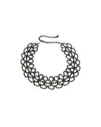 Kenneth Jay Lane | Multicolor Lace Choker Necklace | Lyst