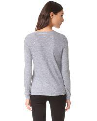 Lanston - Multicolor Asymmetrical Pullover - Lyst
