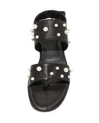 LD Tuttle - Black The Core Sandals - Lyst