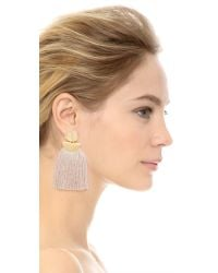 Lizzie Fortunato - Multicolor Crater Earrings - Lyst