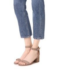 Madewell - Multicolor Alice Sandals - Lyst