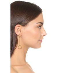 Marni - Metallic Metal Earrings - Lyst