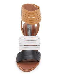 Matt Bernson - Black Pacifique Sandals - Lyst