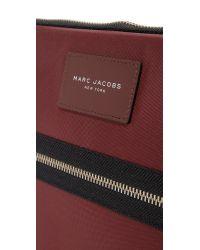 """Marc Jacobs - Multicolor Nylon Biker 13"""" Commuter Case - Lyst"""