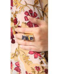 Nakamol - Metallic Rosy Ring - Lyst