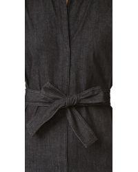 Norma Kamali - Black Box Tapered Jumpsuit - Lyst