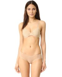 Only Hearts | Natural Second Skins Underwire Bra | Lyst