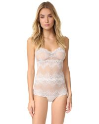 Only Hearts - Multicolor So Fine Cheeky Bodysuit - Lyst