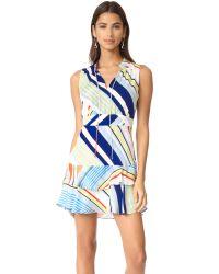 Parker | Blue Matilda Dress | Lyst