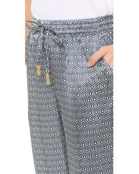 Paloma Blue - Gray Venice Pants - Lyst