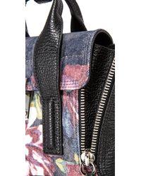 3.1 Phillip Lim | Black Pashli Mini Satchel Shoulder Bag | Lyst