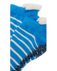 Pointe Studio | Blue Donna Grip Studio Socks | Lyst