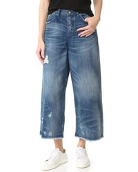 PRPS   Blue Malibu Wide Leg Jeans   Lyst