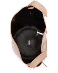 Rochas - Natural Bucket Bag - Lyst