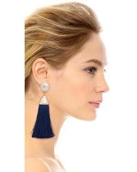 Rosantica - Blue Mini Teatro Earrings - Lyst