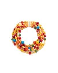 Rosantica - Multicolor Merida Multi Layer Necklace - Lyst