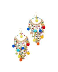 Rosantica | Multicolor Cancun Earrings | Lyst
