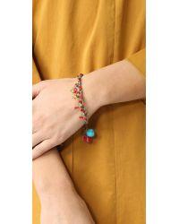 Rosantica - Multicolor Sombrero Bracelet - Lyst