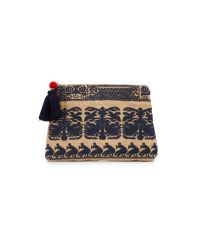 Star Mela - Natural Savana Clutch - Lyst