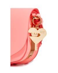 Sophie Hulme - Pink Mini Saddle Bag - Lyst