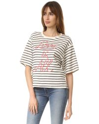 Sundry - Natural Love Is All Pullover - Lyst