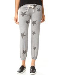 Sundry | Gray Star Sweatpants | Lyst