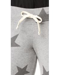 Sundry | Gray Star Sweatpants | Lyst
