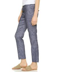 Theory - Blue Northsound Pants - Lyst