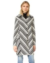 Tory Burch | Multicolor Tavia Jacket | Lyst