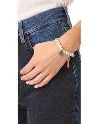 Venessa Arizaga | Multicolor Hottie Bracelet | Lyst