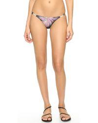 ViX - Multicolor Krishna Bikini Bottoms - Lyst