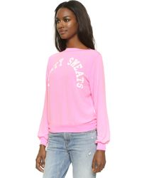Wildfox - Multicolor Party Sweatshirt - Lyst
