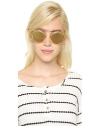 Westward Leaning   Multicolor Flower 8 Sunglasses   Lyst