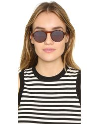 Westward Leaning - Red Dyad 4 Clip Sunglasses - Lyst