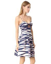 Yumi Kim Blue Sneak Peek Dress