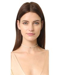 Jennifer Zeuner | Multicolor Ivy Gia Choker Necklace | Lyst