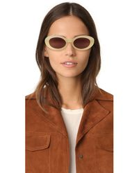 Elizabeth and James - Brown Mckinley Sunglasses - Lyst