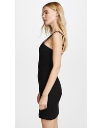 Black Halo - Black Delia Mini Dress - Lyst