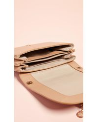 See By Chloé - Brown Hana Saddle Bag - Lyst