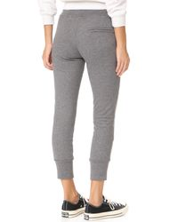Sincerely Jules - Gray Lux Joggers - Lyst