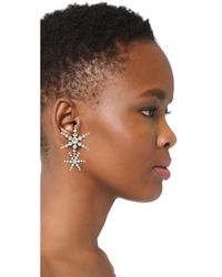 Jennifer Behr - Multicolor Estrella Earrings - Lyst