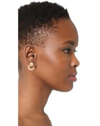ONE SIX FIVE Jewelry - Metallic The Gabrielle Ear Jackets - Lyst