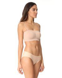 Fashion Forms - Natural Stretch Bandeau Bra - Lyst