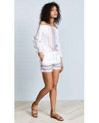 Lemlem - Multicolor Izara Shorts - Lyst
