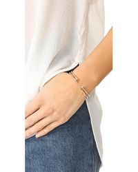 Vita Fede   Metallic Ultra Mini Titan Bracelet   Lyst
